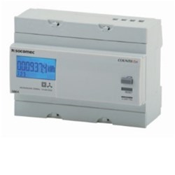 COUNTIS E33 KWH METER, 3P,100A DIRECT CONNECT, 400V AC, WITH RS485 COMMS