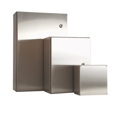 ENCLOSURES - STAINLESS STEEL